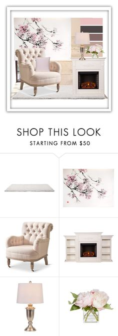 """""""subtleness"""" by chimechn on Polyvore featuring interior, interiors, interior design, home, home decor, interior decorating, CHI, Upton Home and Surya"""