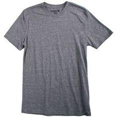 Hurley Staple Tri-Blend T-Shirt – Short-Sleeve « Clothing Impulse