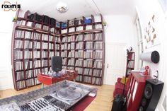 DJ room by Philipp Straub from Vienna, Austria