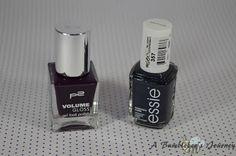 A Bumblebee´s Journey: Essie & P2 Nailpolishes - LE & New Color!