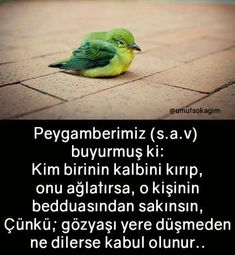 #hadis  corek-otu-yagi.com   #forALLAH Muhammed Mustafa, Muhammed Sav, Alhamdulillah, Hadith, Allah Quotes, Best Quotes, Life Quotes, Muslim, Tintin