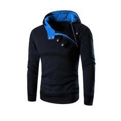 e2ba58eb439 Fashion Sweatshirt Hoodie Jacket. Hooded Sweatshirts