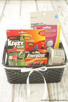 1000 Ideas About Housewarming Basket On Pinterest Gift