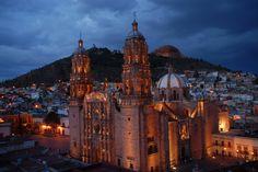 Guía de bolsillo de Zacatecas: de lo virreinal a lo actual. Viajes que te hacen suspirar.