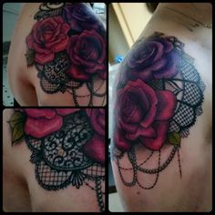 A cover up i did yesterday for the fabulous Kimberley, she said goodbye to a…