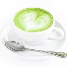 Vegetarian Matcha Latte