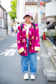 Kudo, 18 years old, student | 7 July 2016 | #Fashion #Harajuku (原宿) #Shibuya…