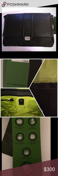 Laptop bag Black Laptop bag. NEW!!  Ossington Other