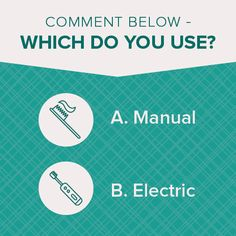 Dental marketing tip: Use simple question-based social posts to increase comments and engagement.
