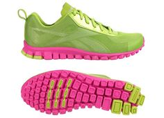 Reebok Women's RealFlex Scream Shoes..will be buying soon!