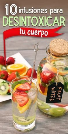 How to make detox smoothies. Do detox smoothies help lose weight? Learn which ingredients help you detox and lose weight without starving yourself. Bebidas Detox, Detox Kur, Cleanse Detox, Stomach Cleanse, Juice Cleanse, Detox Cleanse Recipes, Detox Organics, Full Body Detox, Natural Detox Drinks