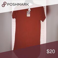 🎉Final drop price🎉 Orange mid dress Orange mid dress. NWT. Never worn. Great for casual wear. Dresses Midi
