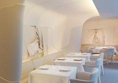 """Mandarin Oriental Paris, """"Sur Mesure"""" Restaurant by Thierry Marx - #luxury #hotel"""