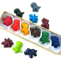 Dinosaur Crayons | 33 Unexpected Gifts For Everyone In Your Life