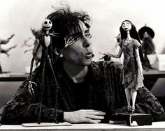 Tim Burton's Master Class on Animation