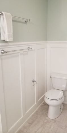 Board & Batten Wainscot Kit, 60 High Board & Batten Wainscoting Kit 60 High I Elite Trimworks Wainscoting Kits, Wainscoting Bathroom, Bathroom Interior, Bathroom Ideas, Bathroom Cabinets, Bathroom Vanities, Bathroom Designs, Bathroom Fixtures, Bathroom Inspiration
