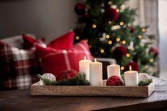 Nyhet og inspirasjon! Vinter og jul fra Kremmerhuset #inspirasjon #jul2019 #jul #kremmerhuset #julepynt #julestemning #julehus #jul19   Kremmerhuset Pillar Candles, Candle Holders, Christmas, Xmas, Porta Velas, Navidad, Noel, Natal, Candles