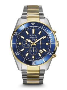 98B230 Men's Marine Star Chronograph Watch