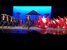 Guadalajara, Culebra, Tranchete, Negra y Jarabe... Ballet Amalia Hernandez - YouTube