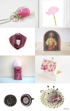 Rose by Marilyn on Etsy--Pinned+with+TreasuryPin.com