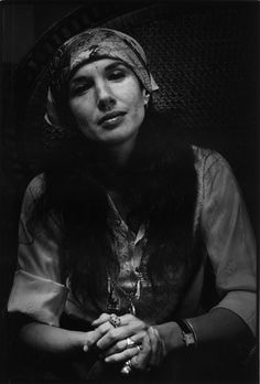 Portrait of Mary Ellen Mark