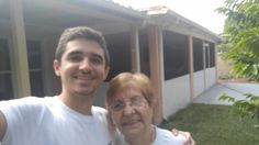 Flora Lorenzo, 84, lives in Hialeah, Florida, with her grandson, Brian David Ramos, 17, whom she helped to raise. | This Teen Woke Up His Grandmother When He Heard About Fidel Castro's Death - BuzzFeed News