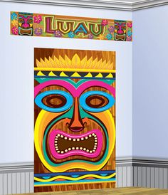 Set Hawaiano - Poster + Letrero