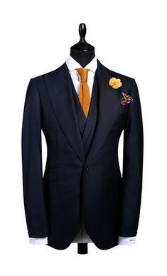men's suits – High Fashion For Men Sharp Dressed Man, Well Dressed Men, Mens Fashion Suits, Mens Suits, Men's Fashion, Moda Do Momento, Terno Slim, Suit Fabric, Wool Fabric