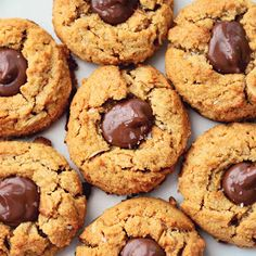 Where food, family and friends gather, Simply Gourmet: 280. Peanut Butter and Nutella Cookies, gluten free