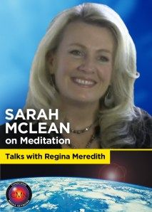 CMN: Sarah McLean on Meditation Video