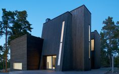 Villa Östernäs | Sweden | Gabriel Minguez Architects | photo © Åke E:son Lindman