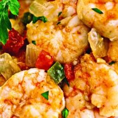 Breakfast Shrimp & Baked Cheese Grits from Dooky Chase's - this recipe is featured in the New Orleans Classic Brunches book by Kit Wohl