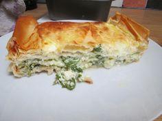 Around The World In 196 Recipes!: Kosovo - Zeljanica