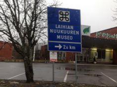 Laihia, Finland - Nuukuuden museo :D