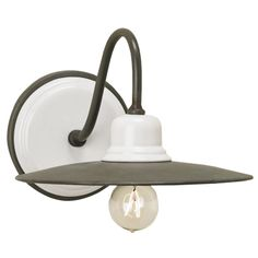 Currey & Company Eastleigh Wall Sconce