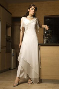 Here view pakistani Dress Designs For casual wear or casual wear pakistani dresses 2012 designs for all new pakistani dress collection visit http://fashion1in1.com/asian-clothing/pakistani-casual-dresses/