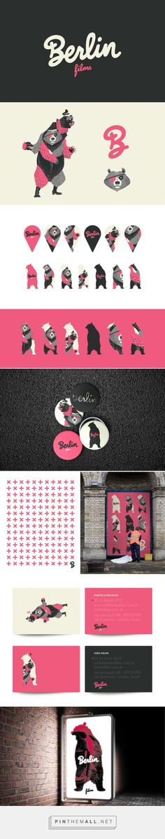 Berlin Films Branding by TASTE Land