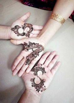 Modern Henna Designs, Mehndi Designs For Kids, Finger Henna Designs, Mehndi Designs 2018, Mehndi Designs For Beginners, Mehndi Design Photos, Mehndi Designs For Fingers, Dulhan Mehndi Designs, Henna Tattoo Designs