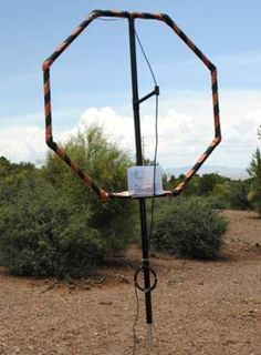 """As if I don't have enough balls in the air, I'm getting interested in magnetic loop antennas. This was prompted by a contact I made a month or so ago and a recent item on the KX3 Yahoo Group. The message to the KX3 Yahoo Group asked, """"Has anyone used a Wonder Wand or Wonder …"""