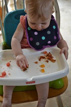 Making Miracles: Finger Foods for an 11 Month Old - Meal Ideas