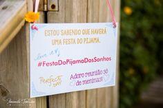 Festa do pijamas das amigas na Pousada dos Sonhos em Jurerê/Florianópolis /SC!  Mais em www.danigarlet.com.br