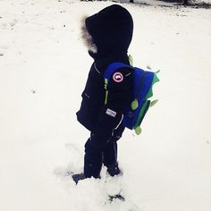 Canada Goose parka replica official - Outfit: Practical Black & Blue | The Pastel Project #canadagoose ...