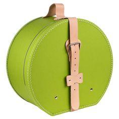 Caja para Sombrero con Cinturón de Piel Cajas Para Sombreros 350010d4cbb