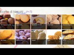 Ricette dolci app per w8 widows app #w8 #application  #win8 #app8 #windows #food #dolci #cucina