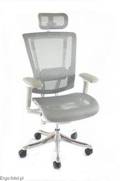 Fotel biurowy Ergomax Nefil siatka
