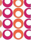 Só duas das cores mais quentes da coleção de tecidos impermeáveis e plastificados mate ref mood orange