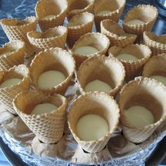 """Rezept Fantakuchen - oder: Das etwas """"andere Eis"""" zum Kindergeburtstag von Sarah Tautz - Rezept der Kategorie Backen süß"""