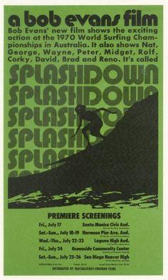 Splashdown (1969) | Surf Classics
