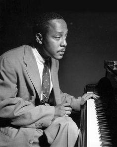 Bud Powell (1924-1966): pianist
