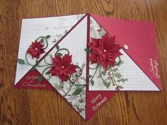Christmas Teepee Card !! by yvonne43 - Cards and Paper Crafts at Splitcoaststampers